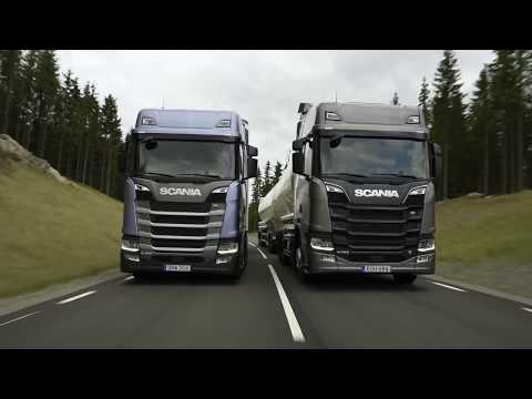 SCANIA: New Models