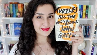 Turtles All The Way Down By John Green!