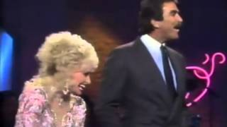 Dolly Parton  Tom Selleck on Dolly Show 1987/88 (Ep 17, Pt4)