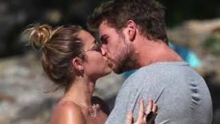 Miley Cyrus And Liam Hemsworth Moments