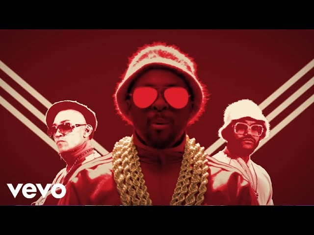 Back 2 Hip Hop (Feat Nas) - BLACK EYED PEAS