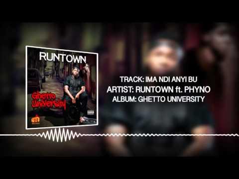 Mp3 Download Runtown Ft Phyno Ima Ndi Anyi Bu Instrumental