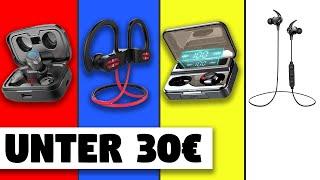 Beste In Ear Kopfhörer BIS 30 Euro! (TOP 6 - 2019)