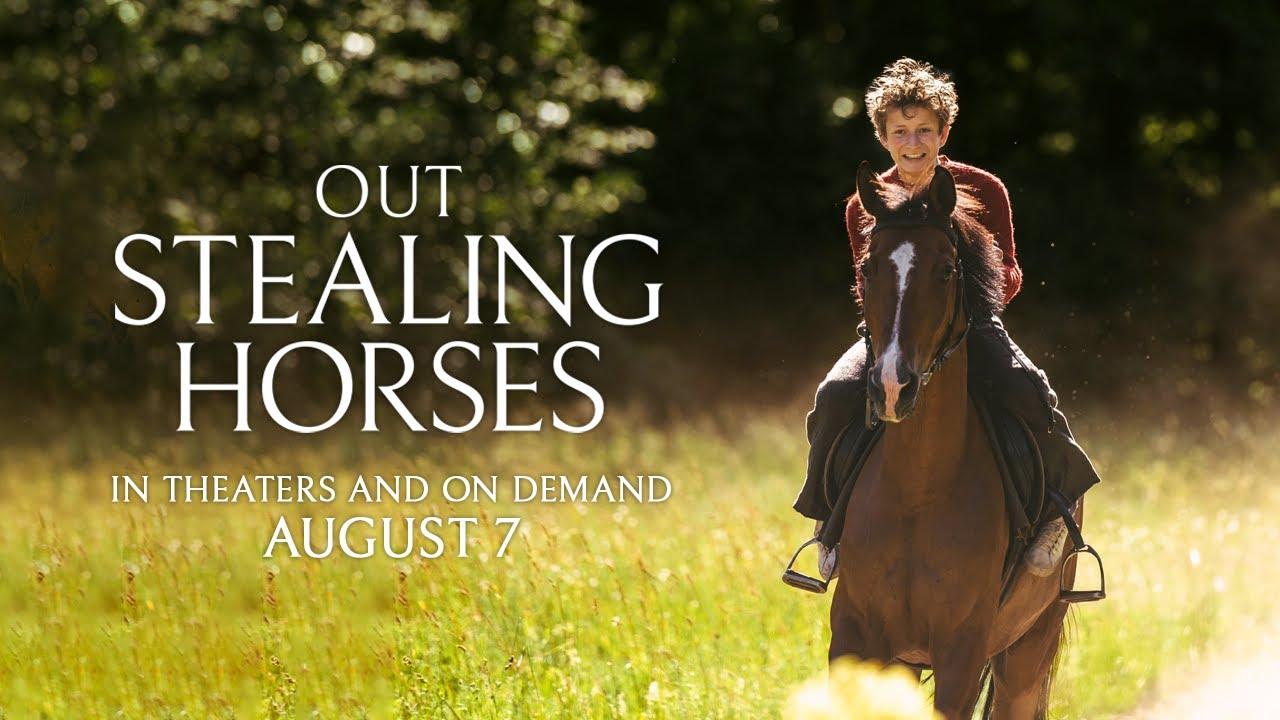 Trailer för Ut och stjäla hästar