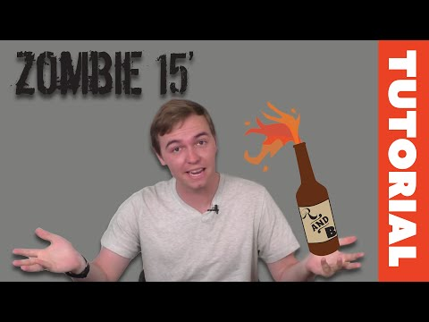 How to Play Zombie 15' [Rum and Board]