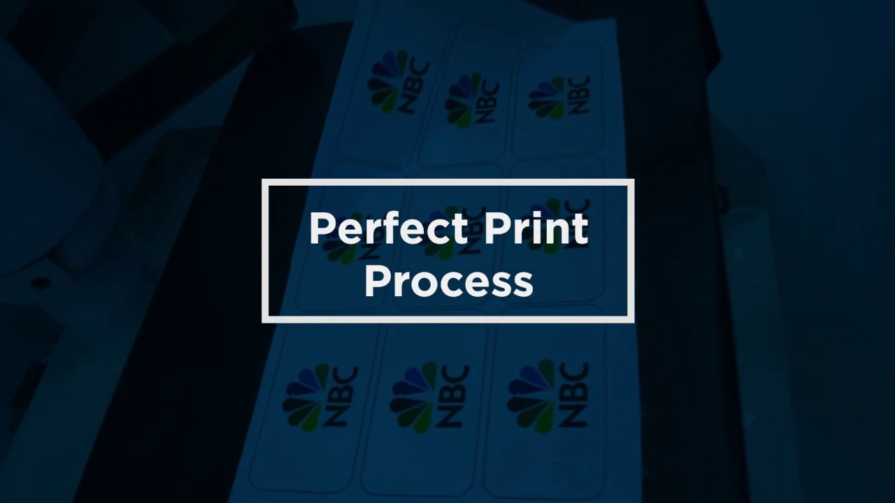 Perfect Print Process