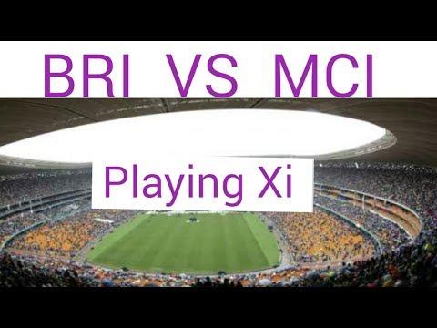 BRI vs MCI Playing Xi For Dream11   Manchester City  vs Bristol City Playing Xi