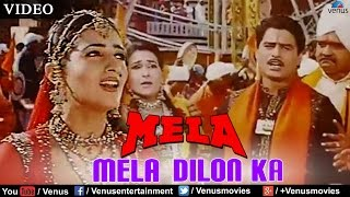 Mela Dilon Ka - Celebration Full Video Song | Mela | Twinkle Khanna, Faisal Khan |