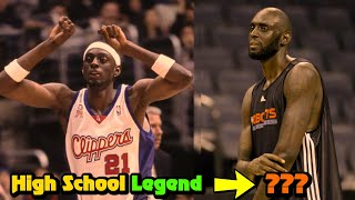 The Tragic NBA Story Of Darius Miles
