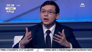 Мураев: Задача любого политика понимать последствия его решений