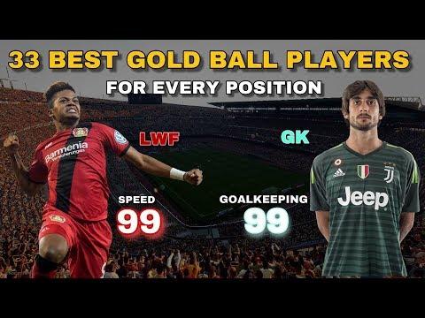 Best Gold Ball CF | PES 2019 - смотреть онлайн на Hah Life