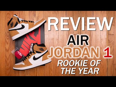 555c743be917ef Download Air Jordan 1 Retro High OG  Rookie of the Year  Review and On Feet  MP3