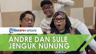 Jenguk Nunung di RSKO, Sule Terkejut Ucapan Dokter: Saya Bukan Pecandu tapi Pemandu