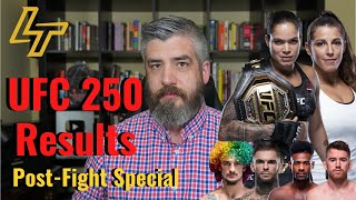 UFC 250 Results: Amanda Nunes vs. Felicia Spencer | Post-Fight Special | Luke Thomas