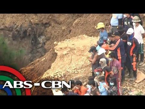 [ABS-CBN]  TV Patrol: Survivors sa Itogon landslide, 'posibleng' nasa mga tunnel: Tolentino