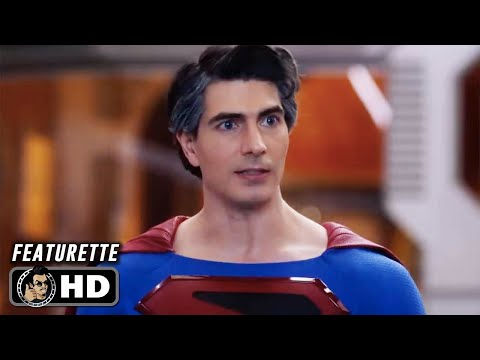 CRISIS ON INFINITE EARTHS Official Featurette