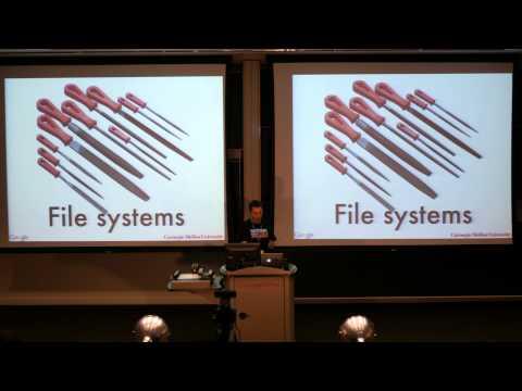 CMU Machine Learning Summer School Videos | Data Science 101