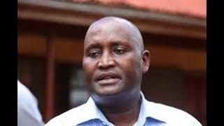 Nyeri Governor, Wahuma Gakuru involved in a road accident, driver critically injured