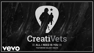 CreatiVets All I Need Is You
