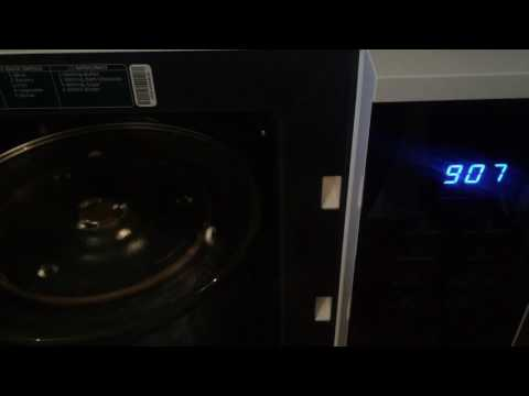 Review: Samsung MS23K3513 23 liter Microwave in white