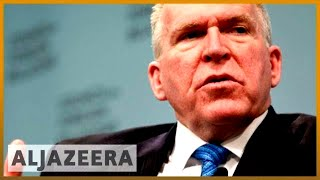 🇺🇸 Trump revokes security clearance of ex-CIA director John Brennan | Al Jazeera English