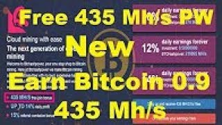 New Bitcoin Mining Site. Free 435 Mh/s Power. Earn Bitcoin 0.9 Free Bitcoin Mining. Gr Fast In Tamil