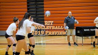 RIT Volleyball 2019 Preview