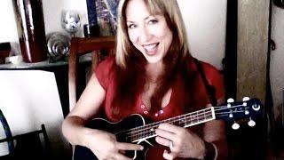 Send A Little Love My Way - Luna Jade (ukulele cover)