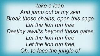 4Him - Let The Lion Run Free Lyrics