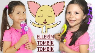 Ceylin-H | Ellerim Tombik Tombik 3 Versiyon Bir Arada - Nursery Rhymes & Super Simple Kids Songs