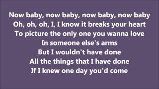 Bruno Mars - If I Knew *lyrics*