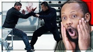 The Raid 2 - Final Fights Scene [HD] | REACTION!!!