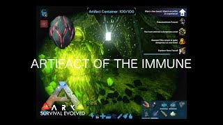 Ice Cave and Artifact Made Easy ARK Mobile - DKZA Gaming