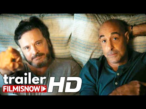 Supernova Trailer Starring Colin Firth and Stanley Tucci