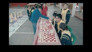 Tablero de ajedrez - La tarea es jugar