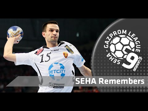 SEHA Remembers: Dobrivoje Markovic's goal against PPD Zagreb