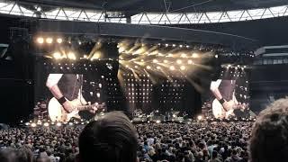 Bon Jovi Wembley Stadium 21st June 2019
