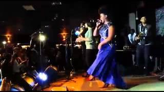 Zahara at Tuku Easter Show Birmingham