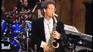 Dr.John - Iko Iko - Jeff Healey, David Sanborn, Marcus Miller - Night Music 1988-1990