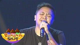 Aiza Seguerra sings 'Tuwing Umuulan at Kapiling Ka' on Banana Split
