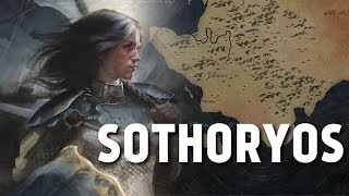 Sothoryos - Map Detailed (Game of Thrones)