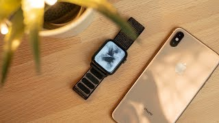 Apple Watch Series 4 - The Best SmartWatch can Save Lives!