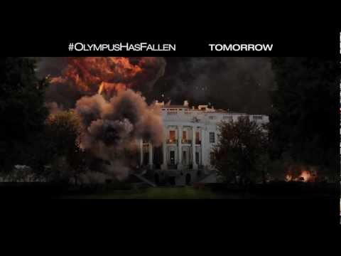 OLYMPUS HAS FALLEN - In Theaters FRIDAY