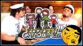 RODZINNY CHALLENGE! | Miszczelendż #11 /w karolek , Weza