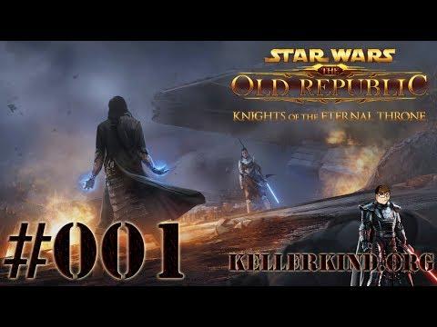 Die rote Zahnbürste schlägt Zurück ★ #001 ★ EmKa plays Star Wars The Old Republic [HD|60FPS]
