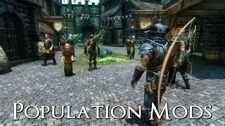 Mods That Make Skyrim More Populated