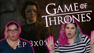 """Game of Thrones 3x05 Reaction """"Kissed by Fire"""""""