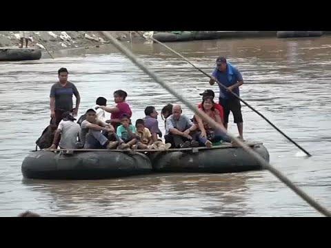 ΗΠΑ-Μεξικό: Σε ισχύ η συμφωνία για το μεταναστευτικό