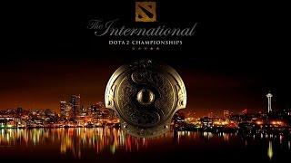 OG vs TnC Game 1 | Ti6 Play off | The International 2016 Round 2 | OG Dota 2 vs TnC Gaming