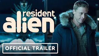 Picture of a TV show: Resident Alien